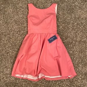 NWT Lauren James Emerson Solid Dress in Rose